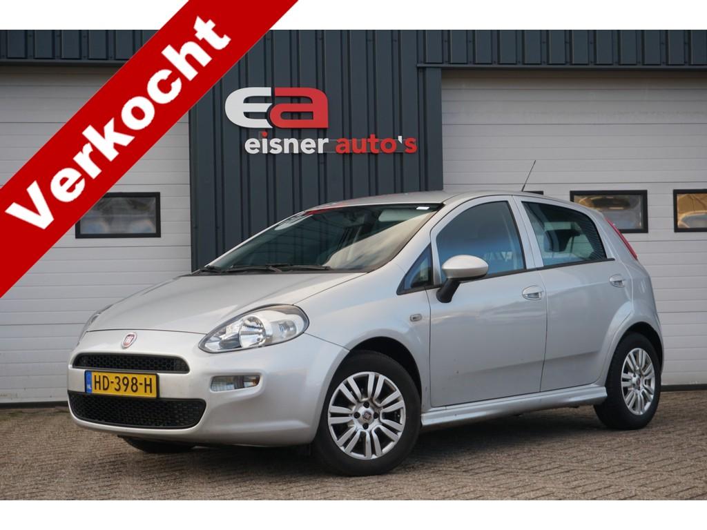 Fiat Punto Evo 1.3 M-Jet Street | 5 DEURS | CRUISE |