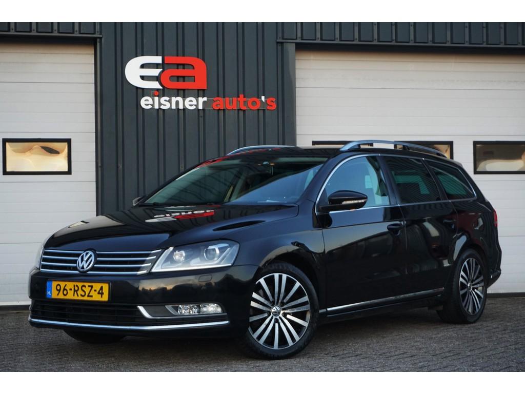 Volkswagen Passat Variant 1.6 TDI Comfortline BlueMotion | | XENON/LED | TREKHAAK | CLIMA |