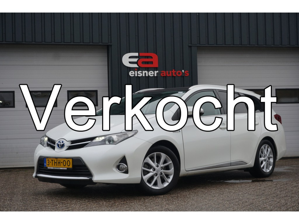 Toyota Auris Touring Sports 1.8 Hybrid Lease | PANO | CAMERA | TREKHAAK