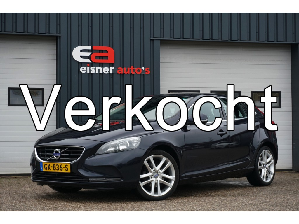 Volvo V40 2.0 D2 Momentum Business | TREKHAAK | 18 INCH |
