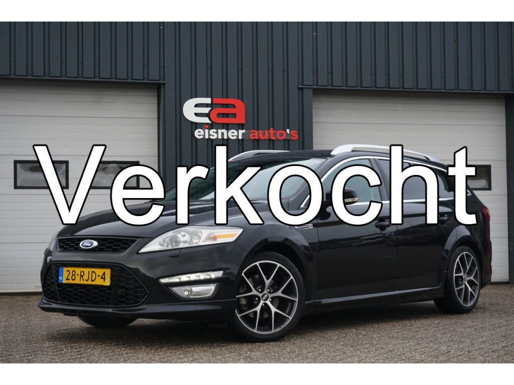 Ford Mondeo Wagon 2.0 EcoBoost 240PK S-Edition | AUTOMAAT | LEDER/ALCANTARA