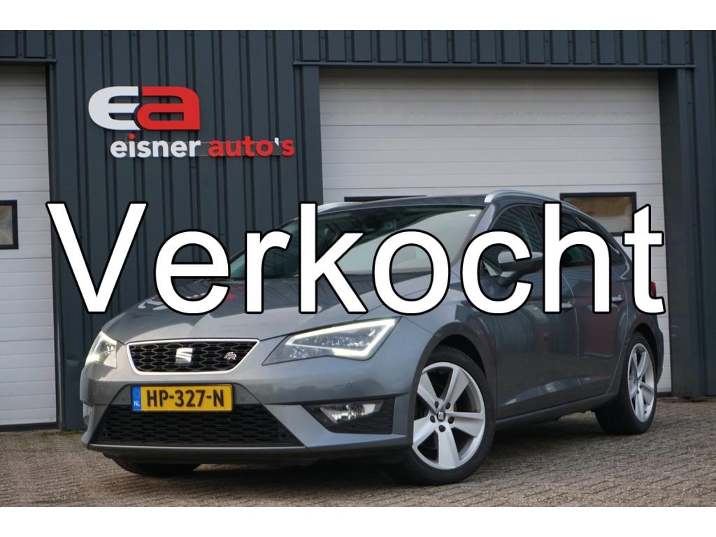 Seat Leon ST 1.4 TSI FR 150 PK | LED | PANODAK | TREKHAAK