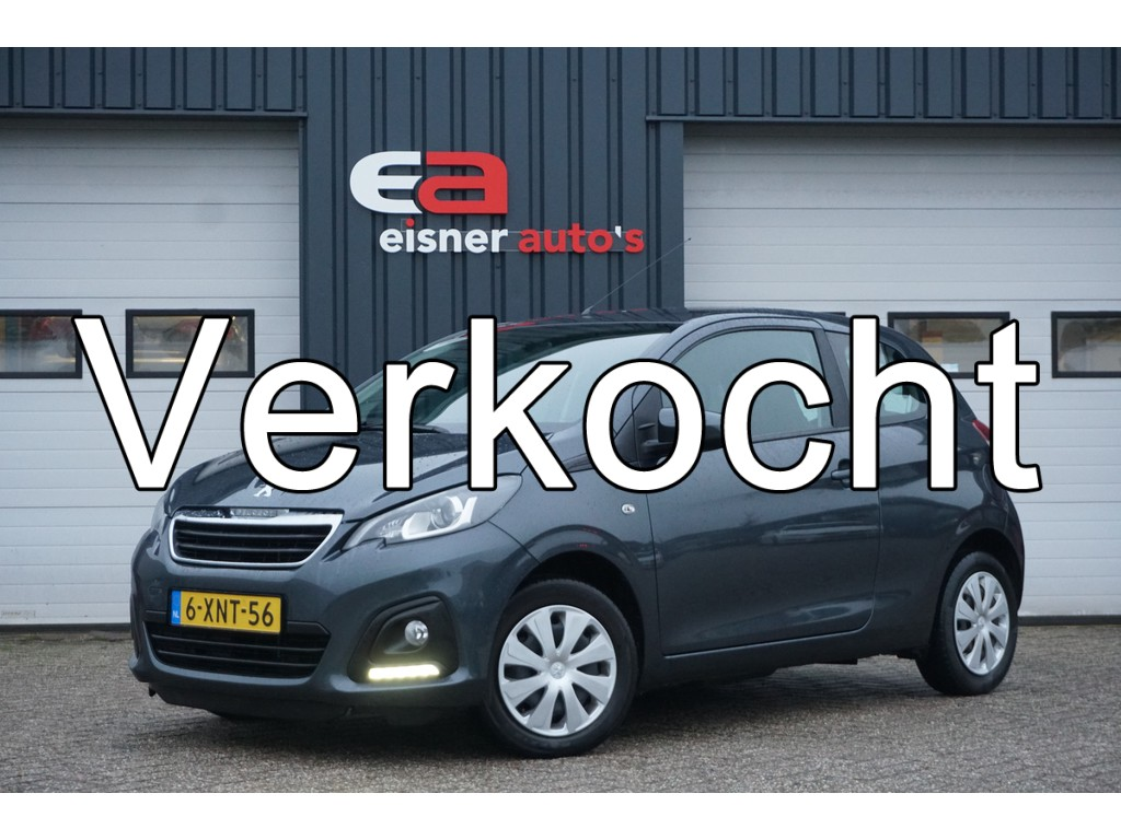 Peugeot 108 1.0 VTi Active | AIRCO | ELEKTRISCH PAKKET