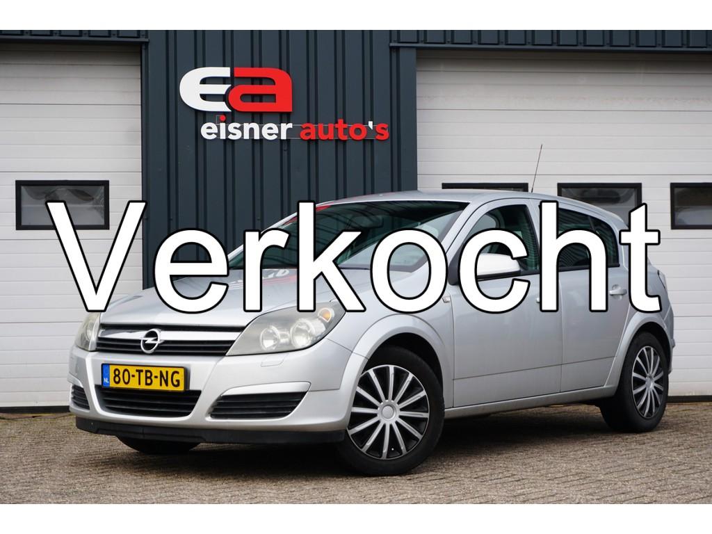 Opel Astra 1.6 Enjoy | trekhaak | Airco | 5 deurs |