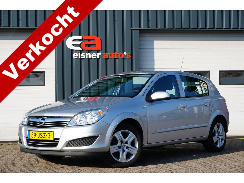 Opel Astra 1.6 Edition | 84.000 KM | NL AUTO | PDC  |