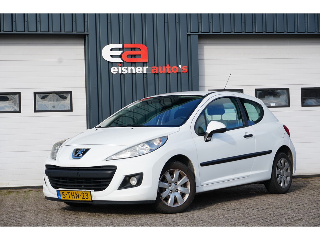 Peugeot 207 1.4 HDi Blue Lease | AIRCO | CRUISE