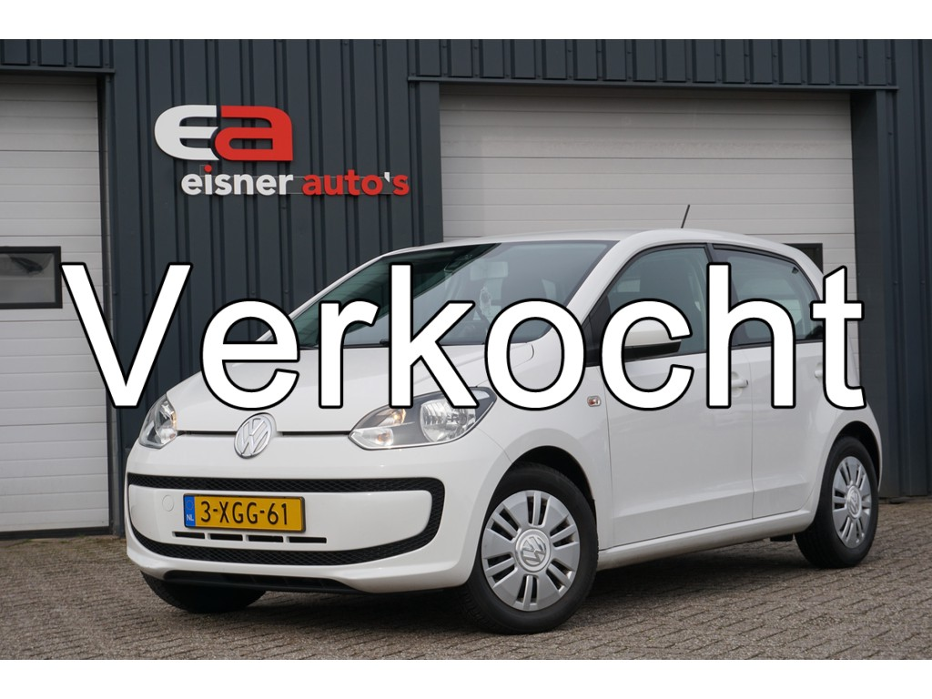 Volkswagen up! 1.0 move up! BlueMotion | NAVI | AIRCO |