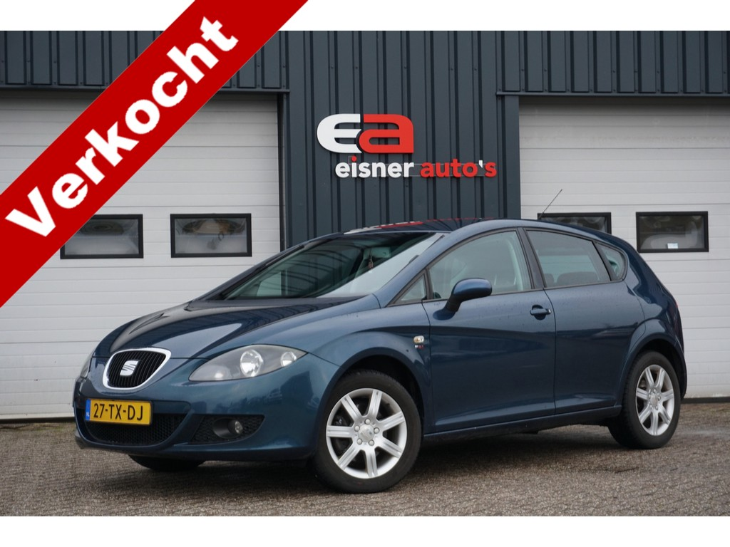 Seat Leon 2.0 FSI Businessline | ECC | CRUISE |