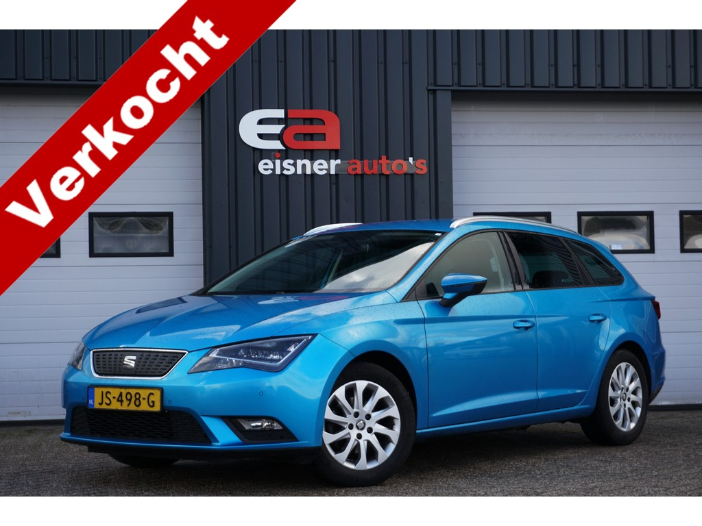 Seat Leon ST 1.0 EcoTSI Style Connect | LED | CAMERA