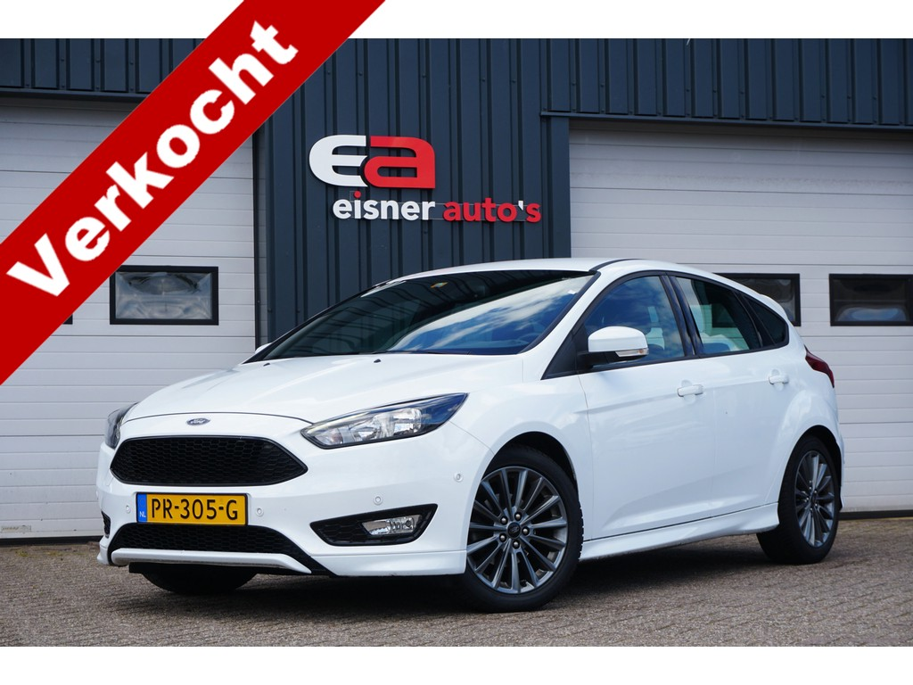 Ford Focus 1.0 ST-Line 125 PK | DEALERONDERHOUDEN | APPLE/ANDROID CARPLAY