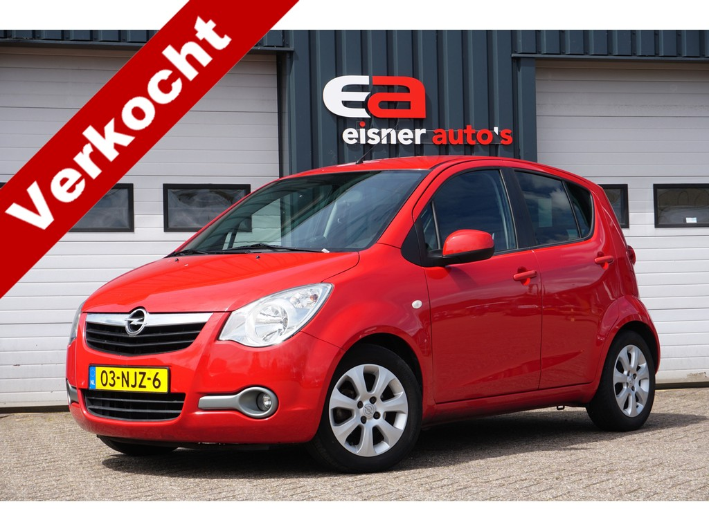 Opel Agila 1.0 Edition LPG | AIRCO |