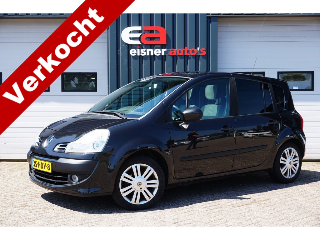 Renault Grand Modus 1.2 TCE Dynamique | climate | cruise | fietsendrager |