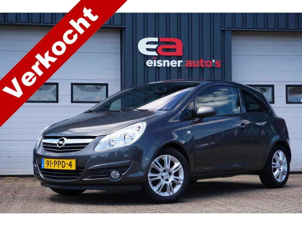 Opel Corsa 1.4-16V Cosmo | ECC | CRUISE |