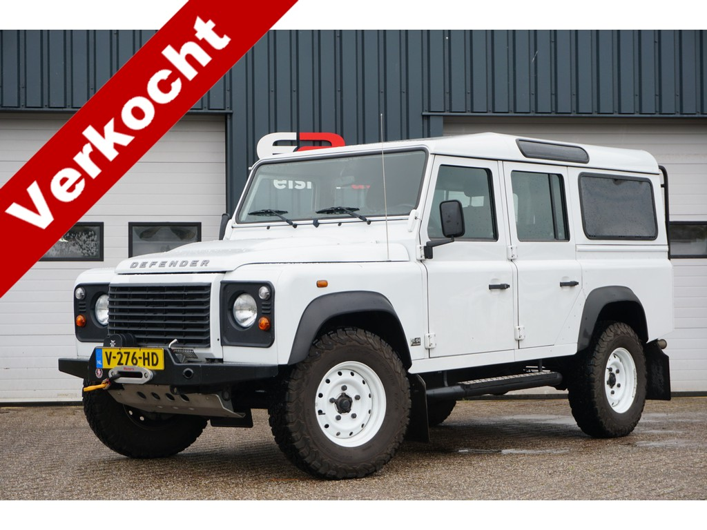 Land Rover Defender 2.2 D HT 110