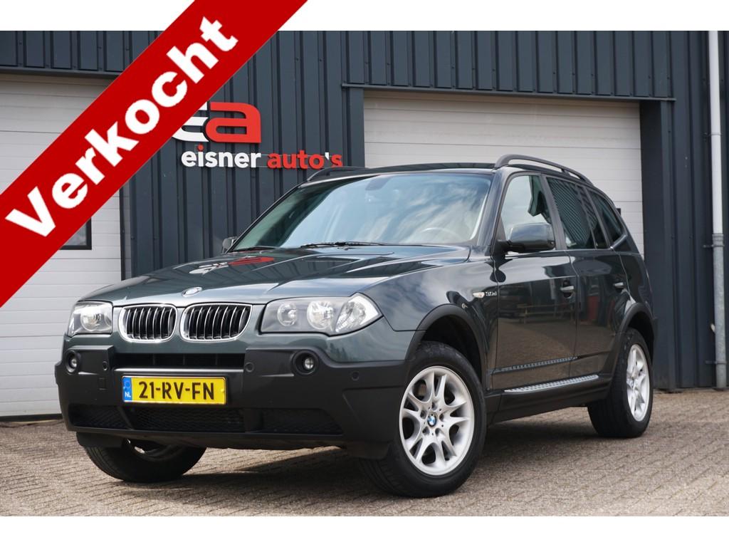 BMW X3 3.0d Executive | NL AUTO | TREKHAAK | N.A.P.