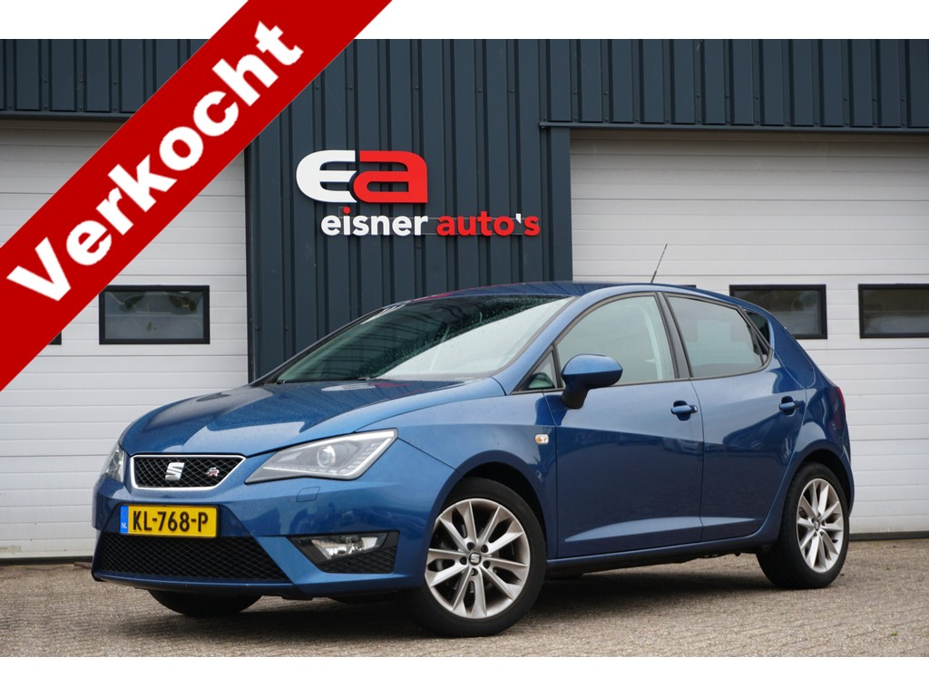 Seat Ibiza 1.0 EcoTSI FR Connect | XENON| NAVI | ECC| APPLECARPLAY