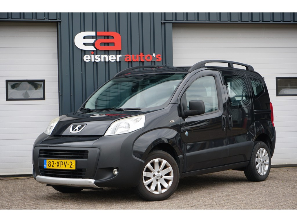 Peugeot Bipper Tepee 1.4 Outdoor | AIRCO | TREKHAAK | PDC |