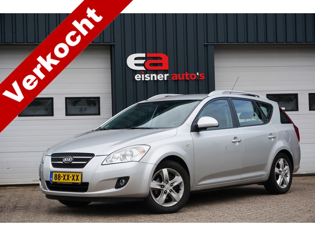 Kia cee'd Sporty Wagon 2.0 X-ecutive | TREKHAAK | ECC |