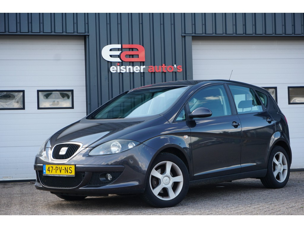 Seat Altea 1.6 Stylance | TREKHAAK | ECC | CRUISE |
