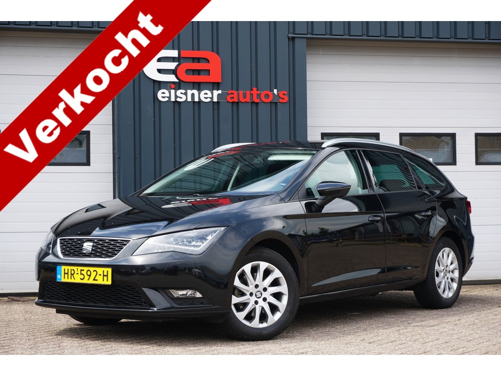 Seat Leon ST 1.4 EcoTSI Style Connect 150PK DSG   APPLE/ANDROID   CAMERA  