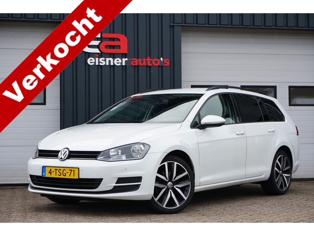 Volkswagen Golf Variant 1.4 TSI Comfortline | NAVI | PDC | TREKHAAK |
