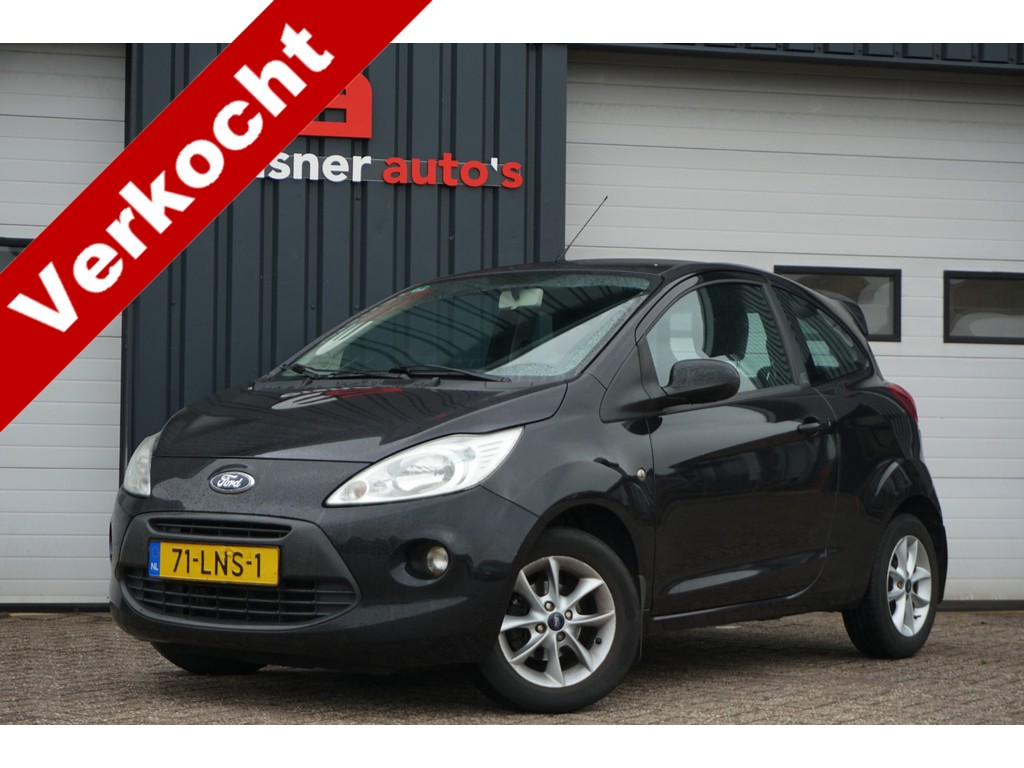 Ford Ka 1.2 Cool&Sound | AIRCO | ELEK.PAK. |