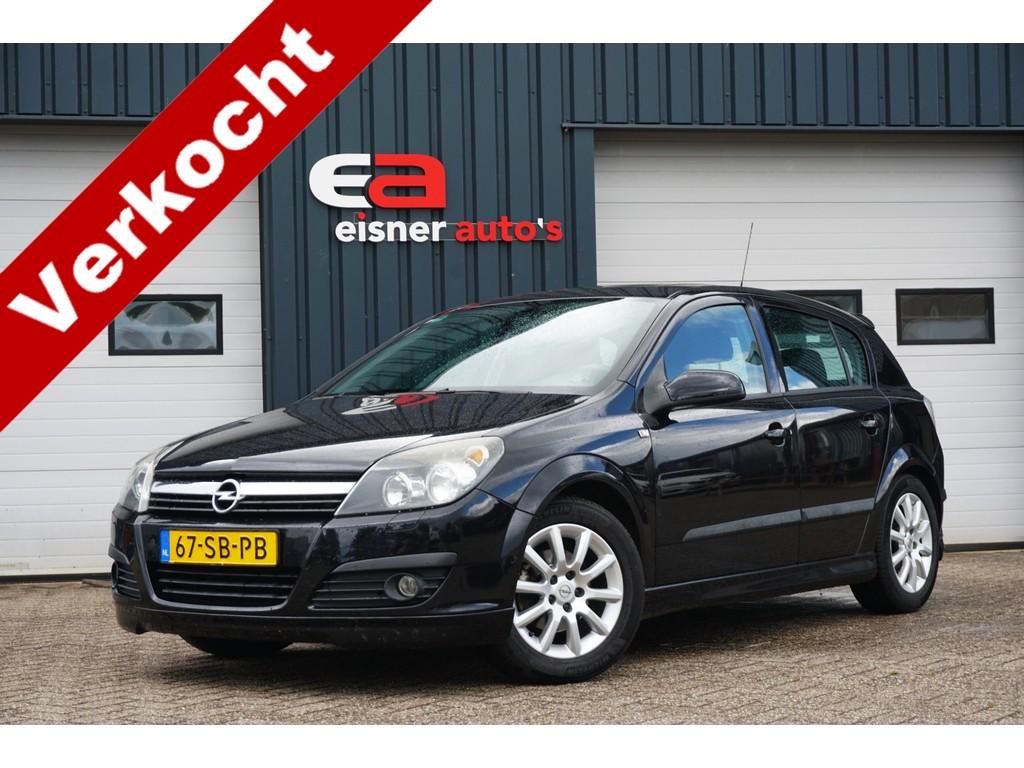 Opel Astra 1.6 Sport | AIRCO | 5 DEURS | CRUISE