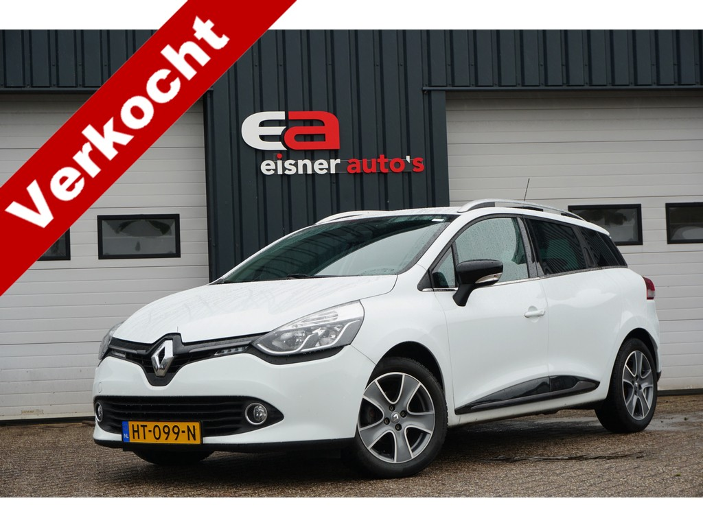 Renault Clio Estate 1.5 dCi ECO Night&Day | NAVI | PDC | CRUISE