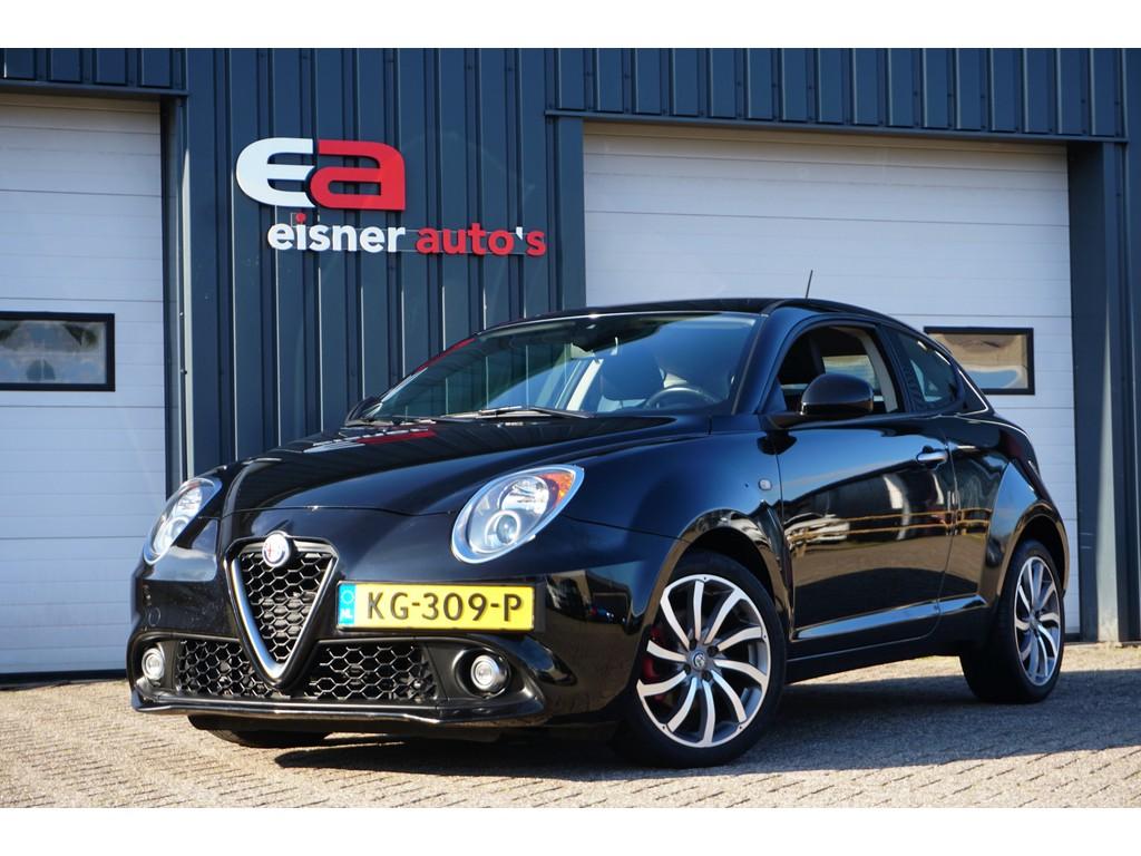 Alfa Romeo MiTo 1.3 JTDm ECO Super 96PK | NAVI | CLIMA | CRUISE | PDC |