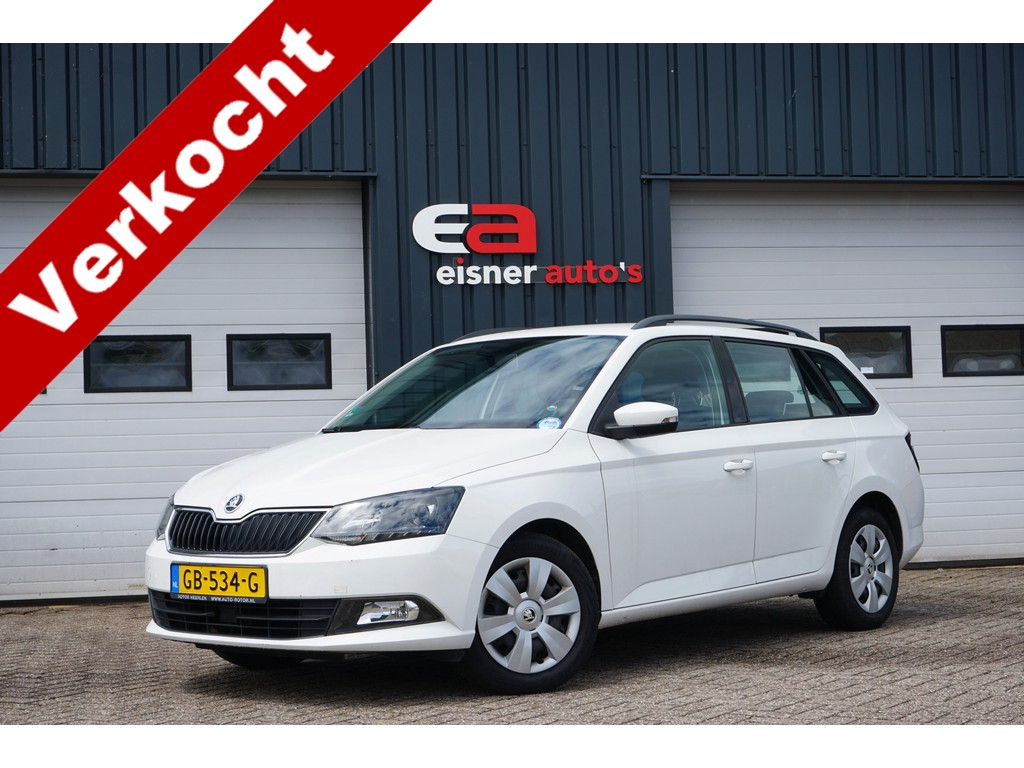Skoda Fabia Combi 1.2 TSI Ambition | TREKHAAK | CRUISE