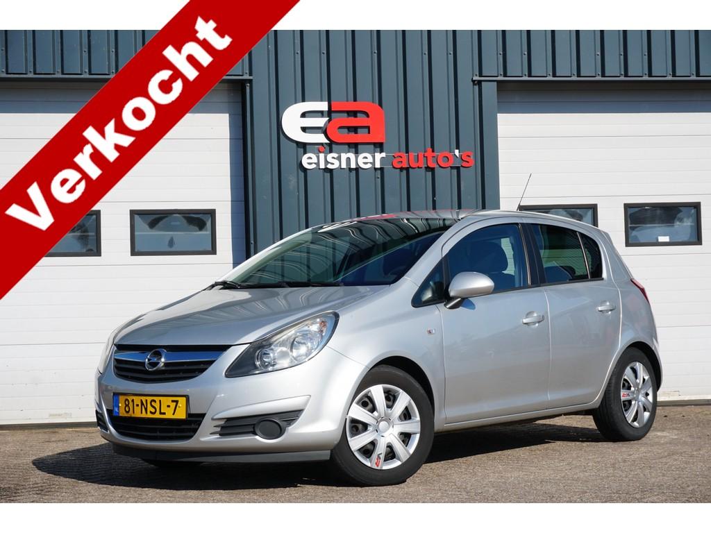 Opel Corsa 1.2-16V Selection | AIRCO | CRUISE | 5 DRS.