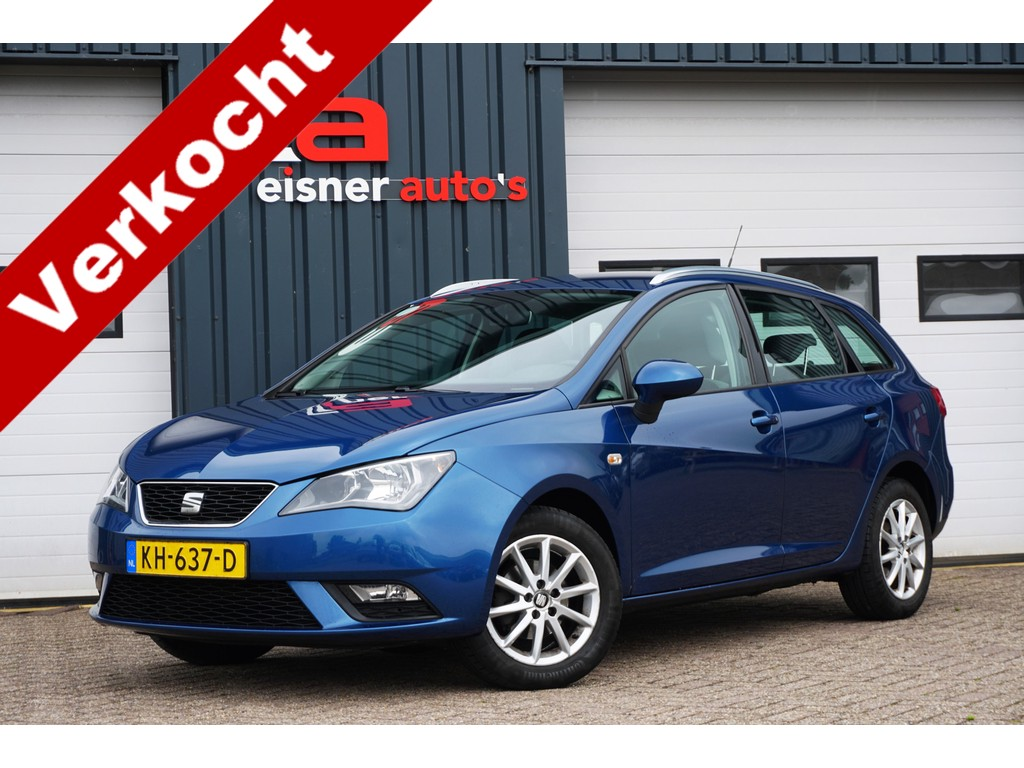 Seat Ibiza ST 1.0 EcoTSI Style Connect | NAVI | APPLE/ANDROID | PDC |