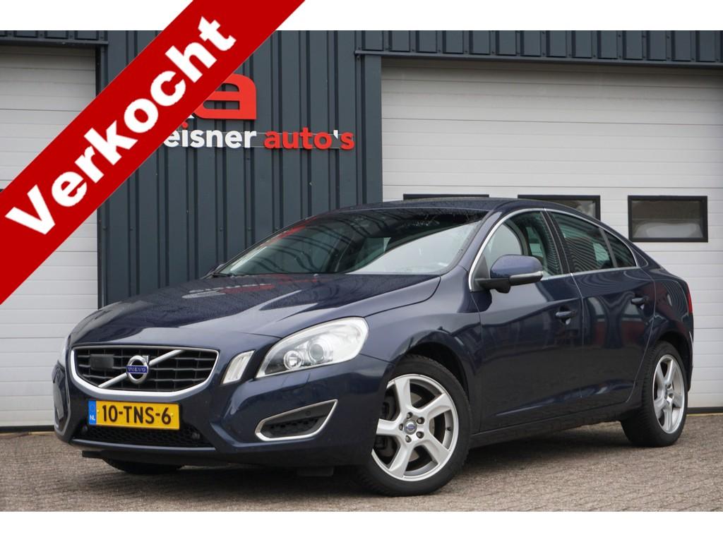 Volvo S60 2.0 T5 Summum | DEALEROND. | 1e EIG. | LEDER | SCHUIFDAK | XENON |