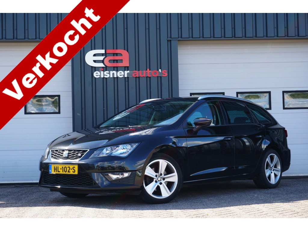 Seat Leon ST 1.4 TSI 150 PK FR Connect | TREKHAAK | APPLE/ANDROID CARPLAY |