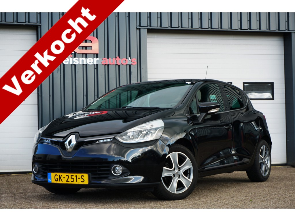 Renault Clio 1.5 dCi ECO Night&Day | PDC | NAVI