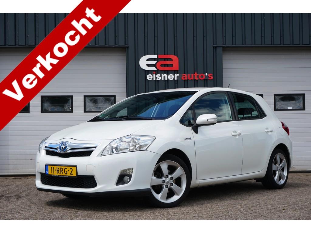 Toyota Auris 1.8 Full Hybrid Dynamic Business | CAMERA | PARELMOER | ECC |