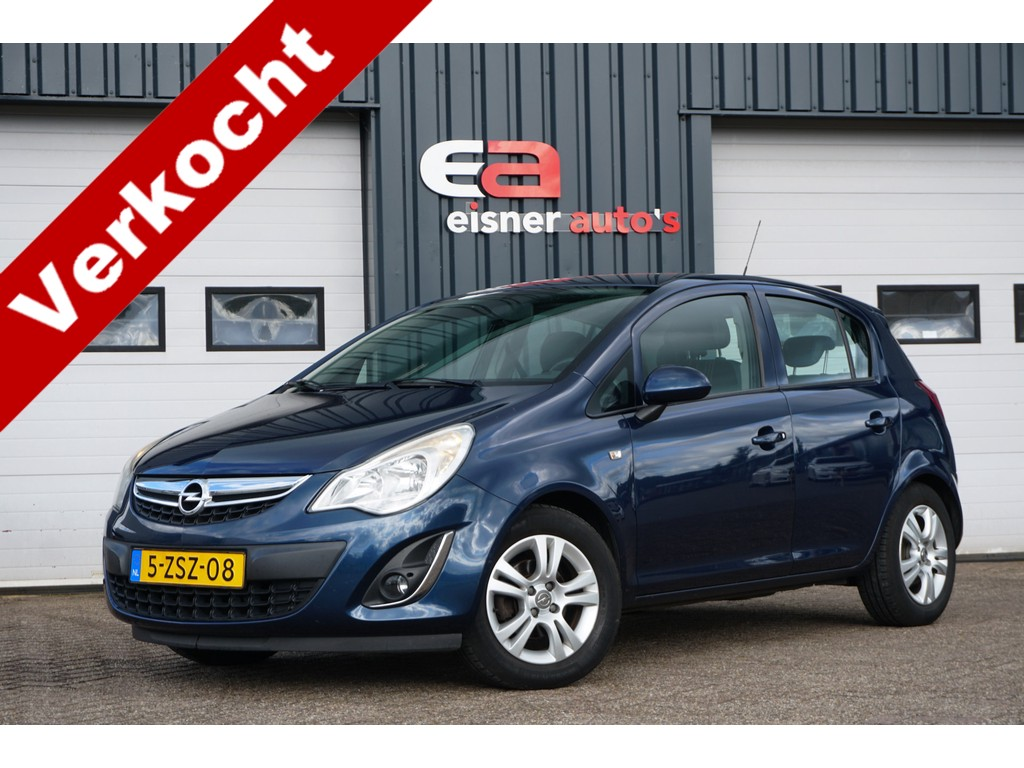 Opel Corsa 1.2-16V Cosmo | TREKHAAK | NAVI | CRUISE