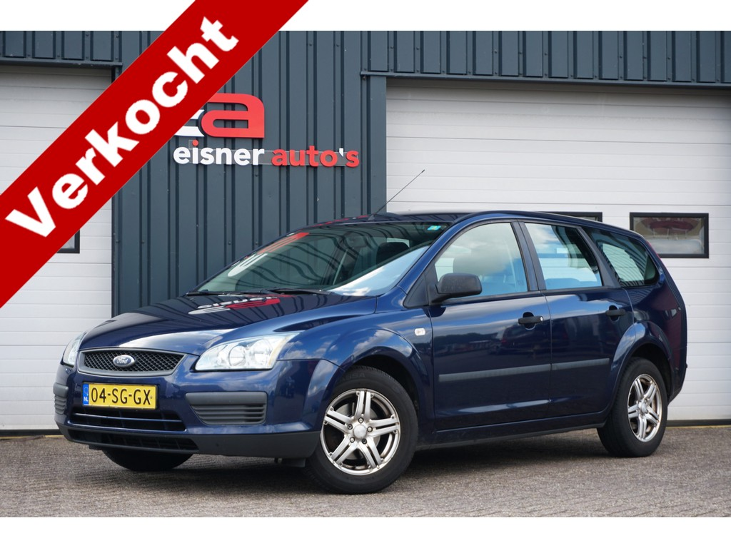 Ford Focus Wagon 1.6-16V Champion | AIRCO | TREKHAAK |