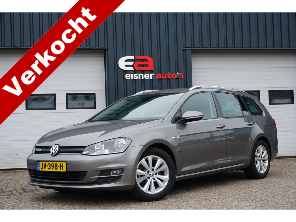 Volkswagen Golf Variant 1.0 TSI Connected Series | CAMERA | APPLE/ANDROID CARPLAY |