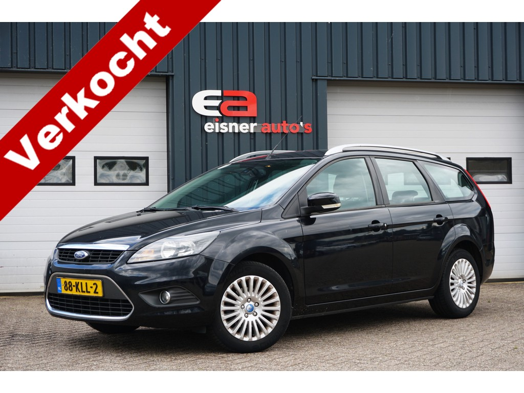 Ford Focus Wagon 1.8 Limited | NAVI | ECC | DEALERONDERHOUDEN