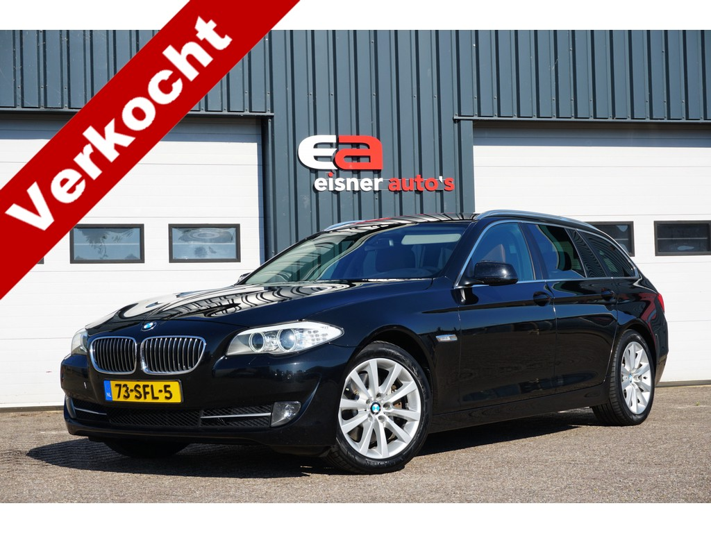 BMW 5 Serie Touring 525d High Executive | SPORTSTOELEN | XENON | NAVI PROFESSIONAL