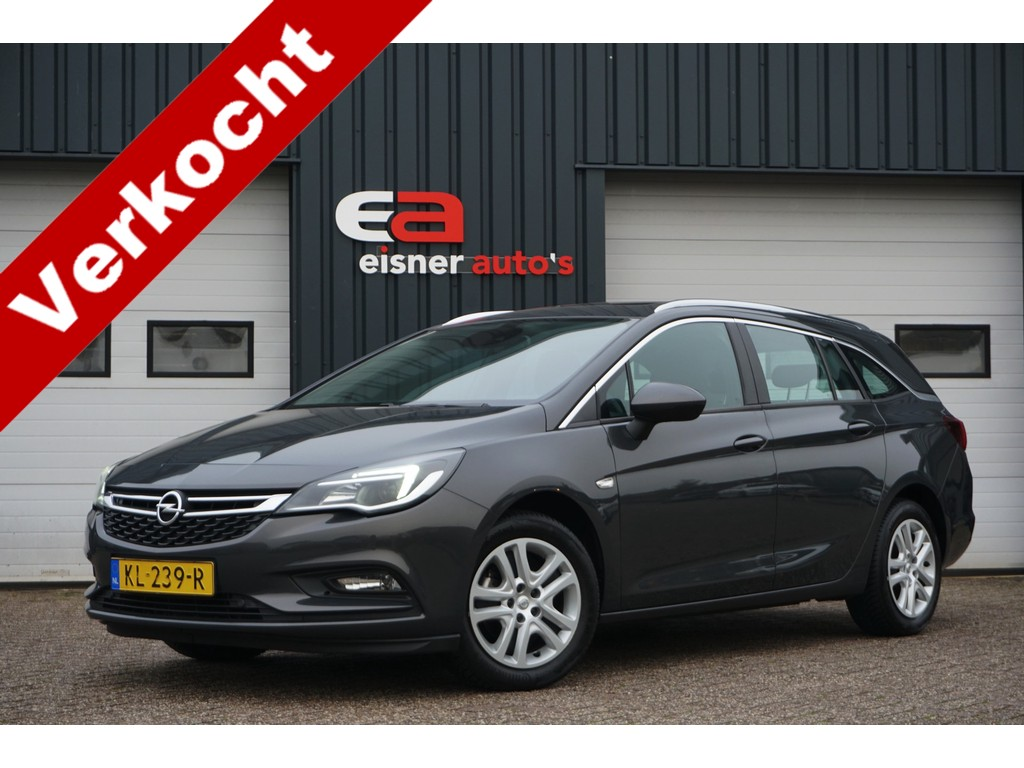 Opel Astra Sports Tourer 1.0 Business+ | SCHUIFDAK | NAVI | ADAPTIVE CRUISE | TREKHAAK |