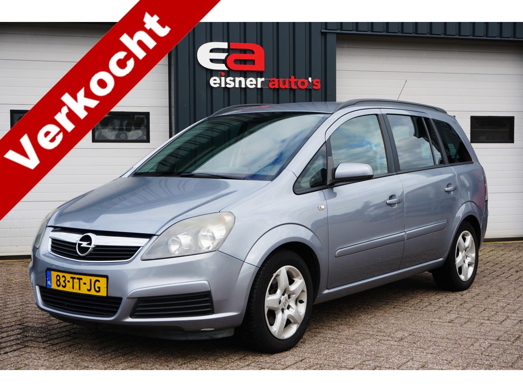 Opel Zafira 1.6 Enjoy | trekhaak | Airco |