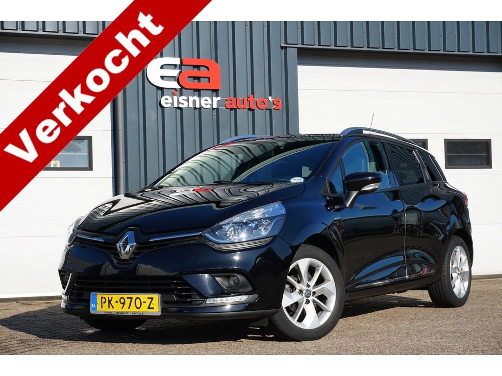 Renault Clio Estate 0.9 TCe Limited | NAVI | PDC | DEALERONDERHOUDEN