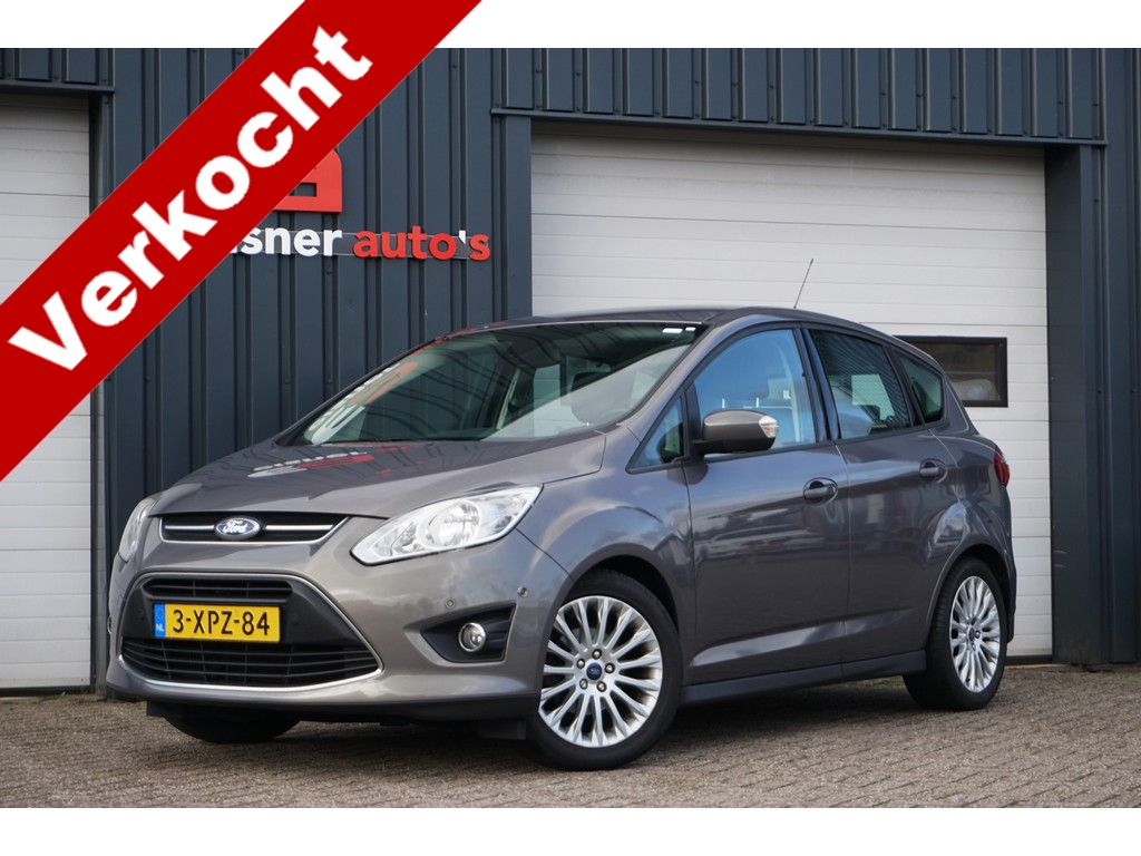 Ford C-MAX 1.0 Edition 125 PK | NAVI | PDC | PARKEERASSISTENT