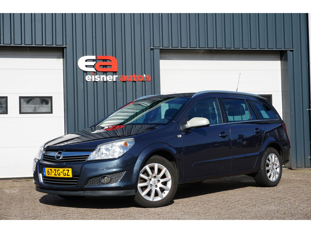 Opel Astra Wagon 1.6 Executive | LEDER | NAVI |
