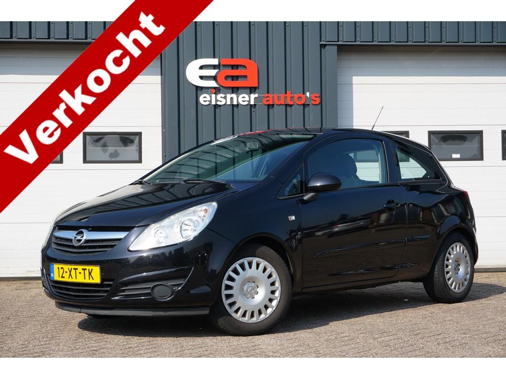 Opel Corsa 1.4-16V Business | AIRCO | CRUISE CONTROL |