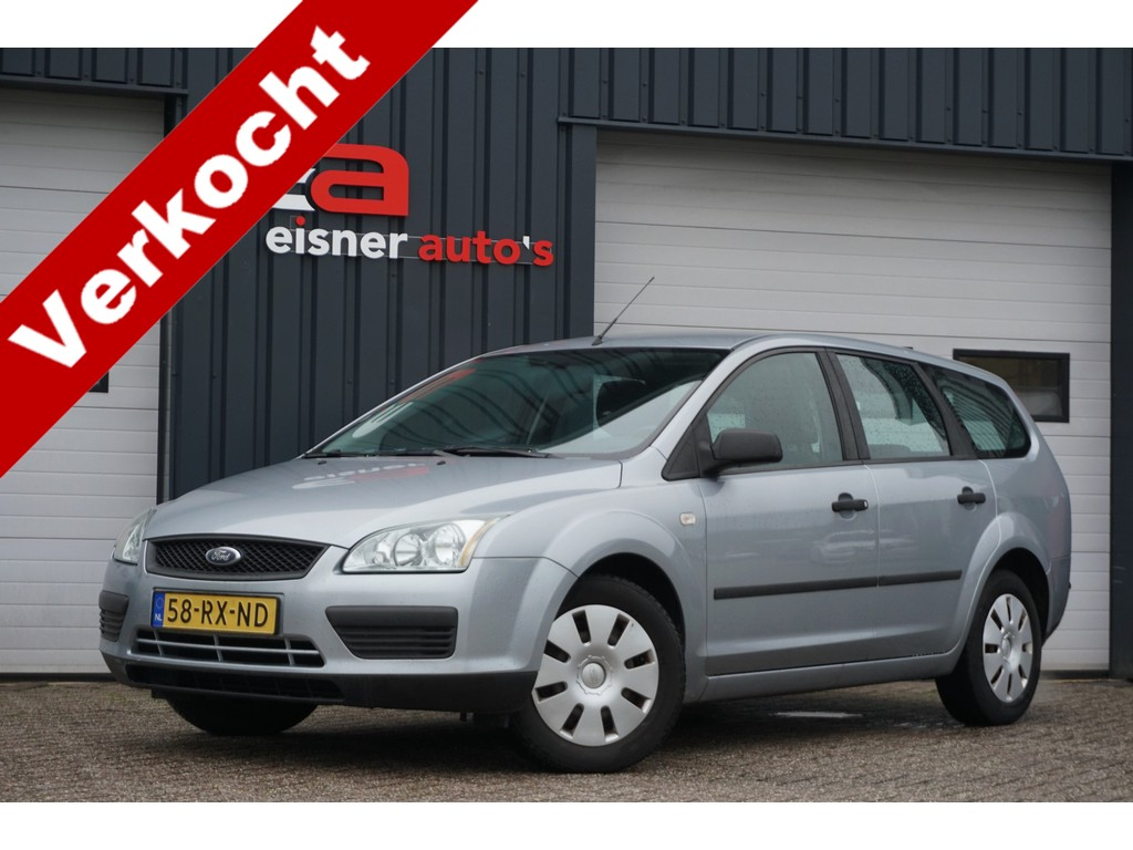 Ford Focus Wagon 1.4-16V Ambiente | dealer onderhouden | cruise control |