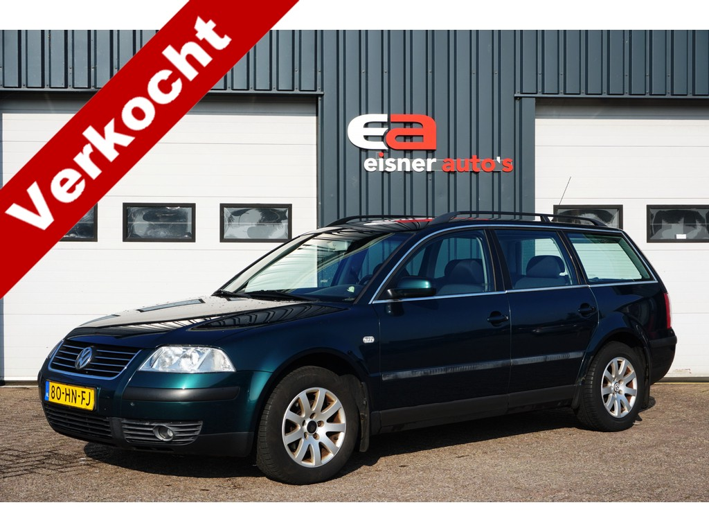 Volkswagen Passat Variant 2.0 | trekhaak | cruise / climate control | AUTOMAAT |