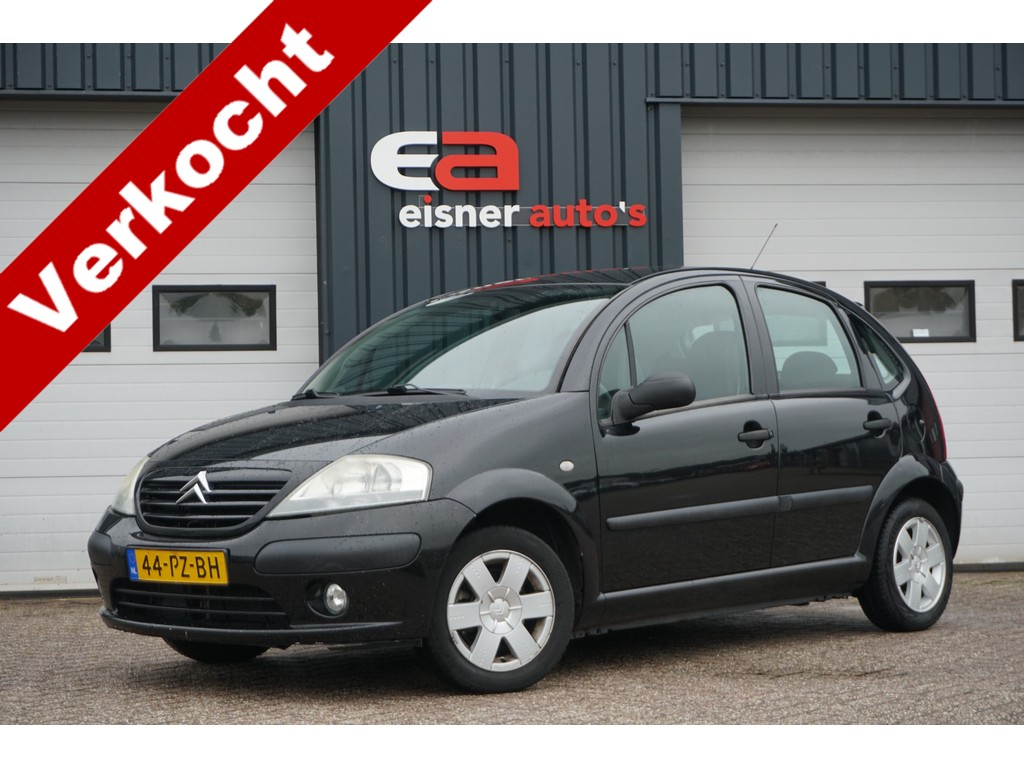 Citroen C3 1.4i Difference | AIRCO | TREKHAAK | CRUISE